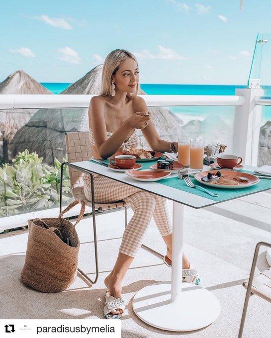 Haz de cada momento en #ParadisusCancún uno que no puedas olvidar. 📷. #TravelTuesday Photo
