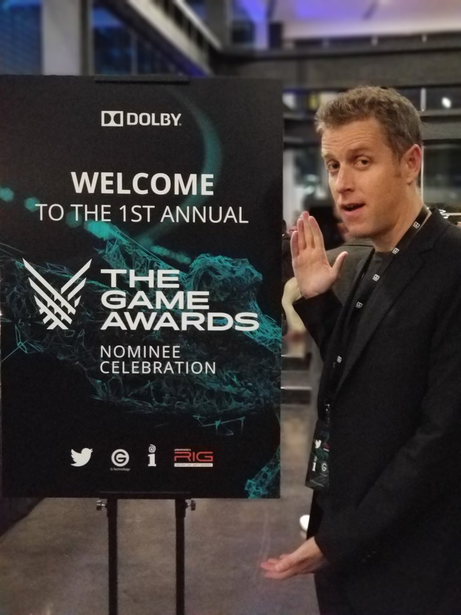 Have you heard? Were hosting this years #TheGameAwards Nominee Celebration with @TwitterGaming