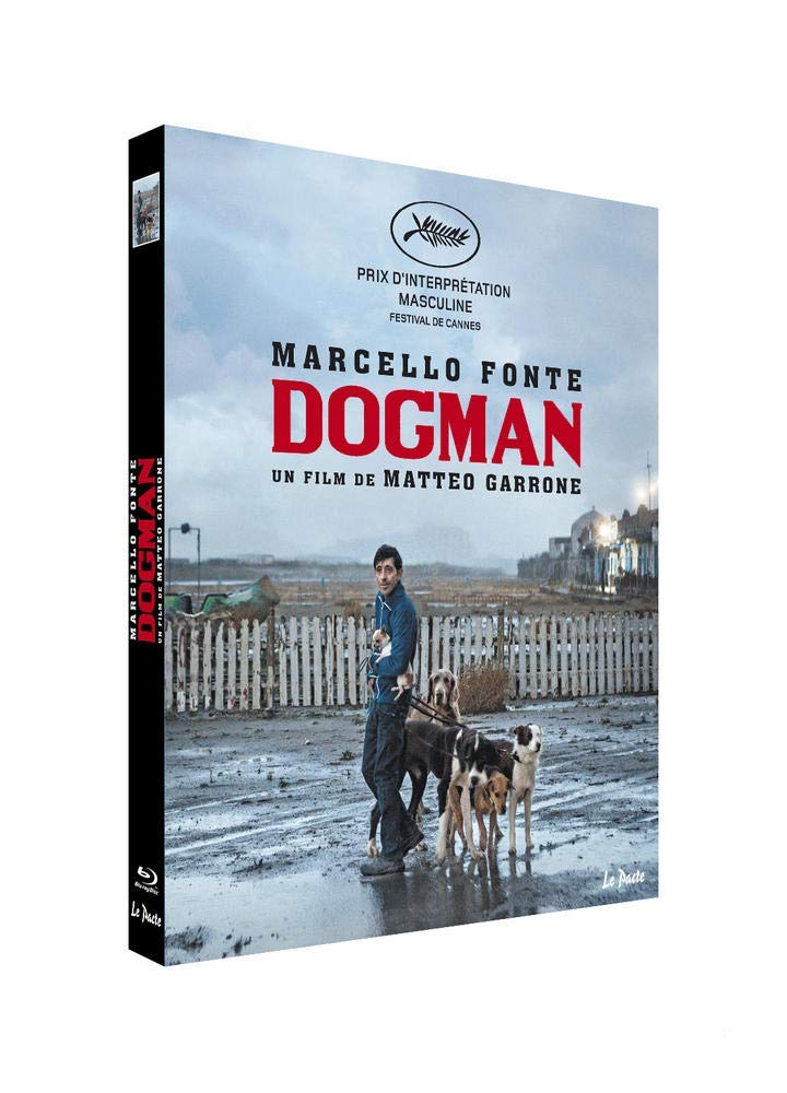 blu-ray du film Dogman