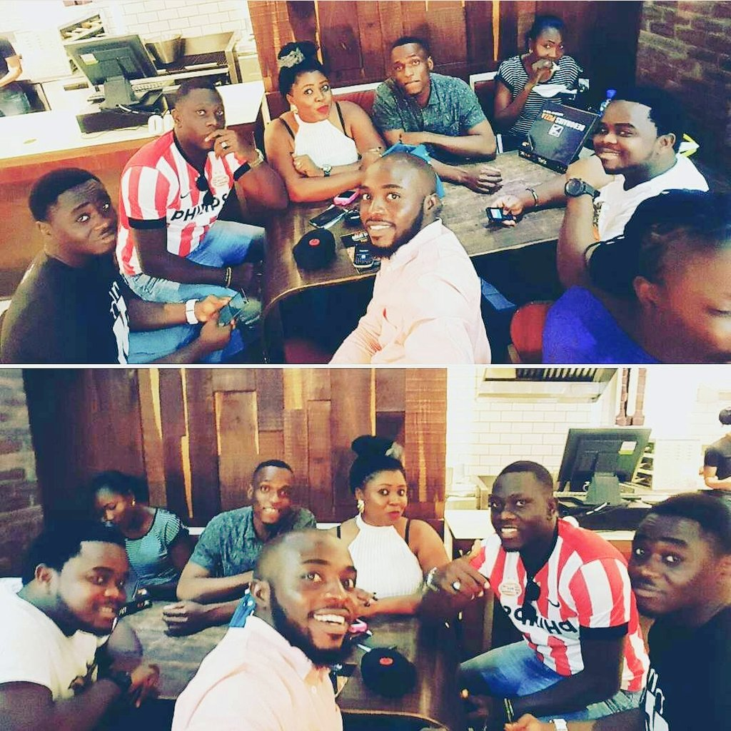 @SquadronNigeria I love this feeling... Squad Goals!! @sunkie007 @samtobbie @ https://t.co/cRDKCHdDQY
