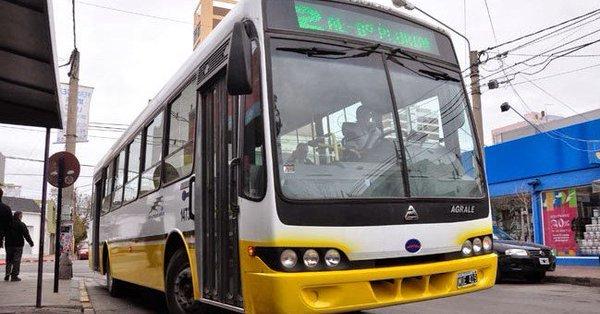 #SantaRosa | Funcionamiento del Servicio de transporte urbano de pasajeros durante el feriado de Fin de Año