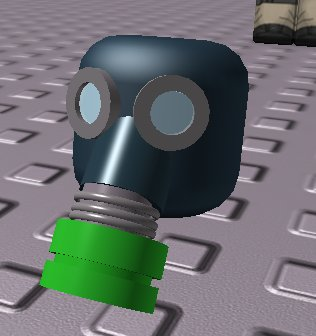 Tactical Gas Mask Roblox