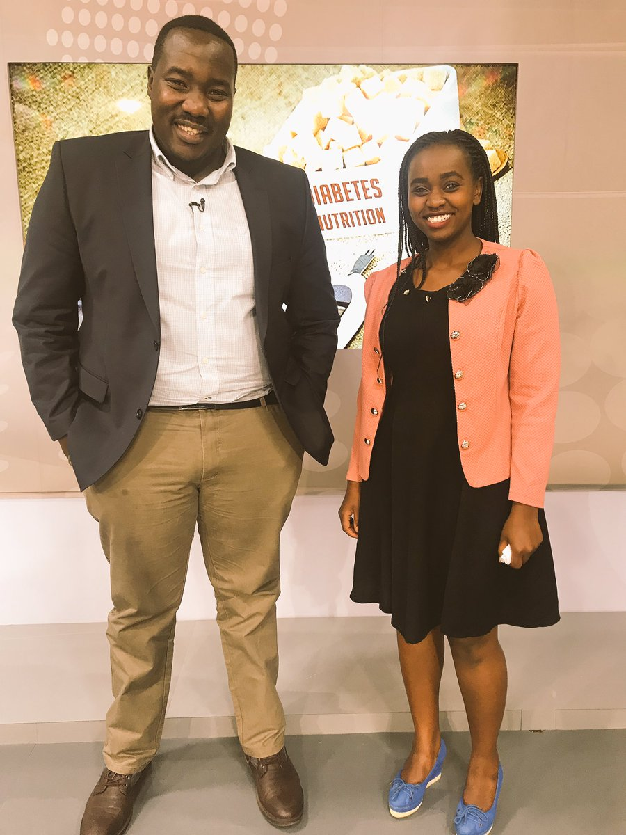 Wonderful conversation with Susan Kariuki, she is an amazing nutritionist so many questions we couldn't finish them all so contact her on +254 729 780 095 #DayBreak @citizentvkenya<br>http://pic.twitter.com/rqJ6PuRre3
