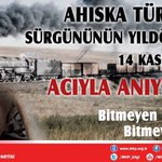 #AhıskaSürgünü Twitter Photo