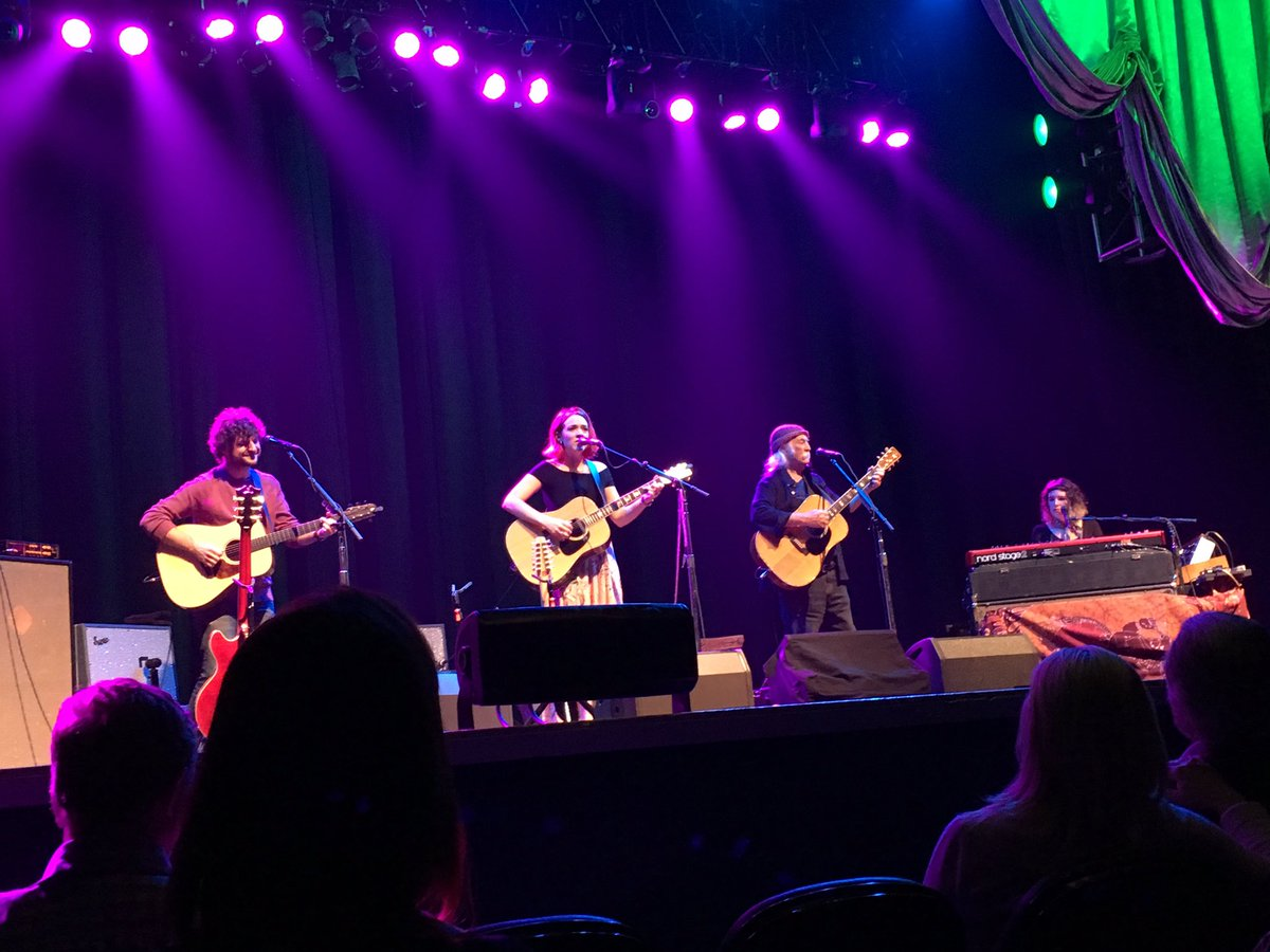 Music Heaven On Planet Earth @thedavidcrosby @RealSnarkyPuppy @boutwillismusic concert at Grove in Anaheim. The harmonies were so beautiful! #davidcrosby love the new album! #hereifyoulisten #music<br>http://pic.twitter.com/2mgjoD0DK5