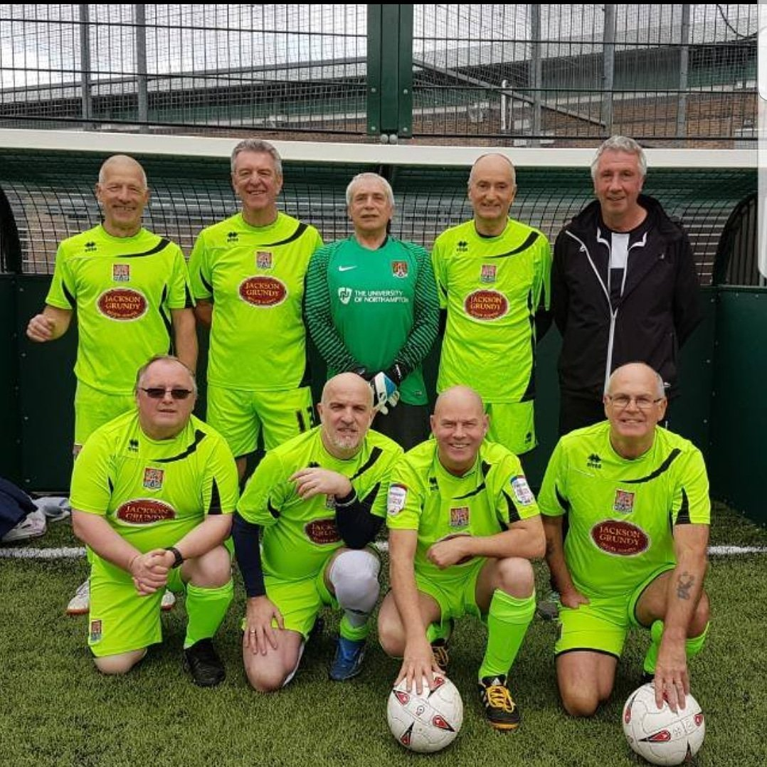 Our popular new Wednesday night sessions continue this evening.  Will you be joining us?  @WalkingFootball @NTFC_CT #northampton #walkingfootball #Northamptonshire<br>http://pic.twitter.com/FVN4F48jap