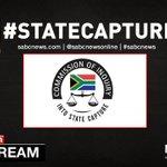 #statecaptureinquiry Twitter Photo