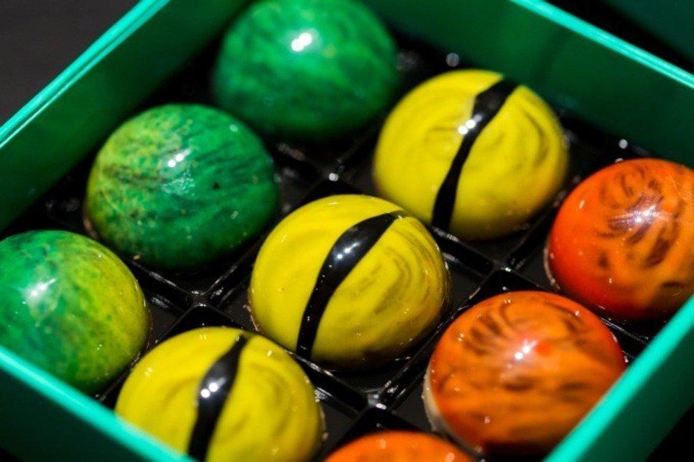 チョコレートの祭典「サロン・デュ・ショコラ 2019」新宿で、過去最多約120ブランドの中から注目ショコラを紹介 - https://t.co/ZNiOD6K00v