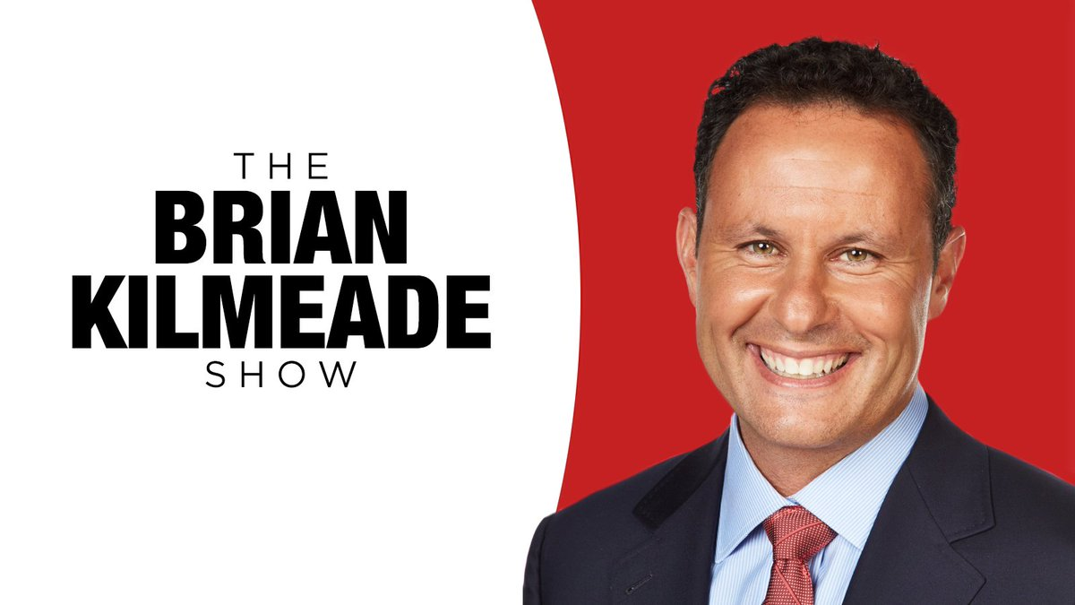 #TheBrianKilmeadeShow starts now! Tune in on @foxnewsradio from 9am-noon ET! https://t.co/SJcMFm75wL