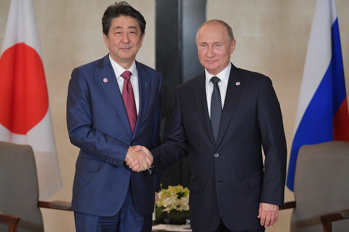 #Singapore: Meeting with Prime Minister of Japan Shinzo Abe bit.ly/2qNkYpO