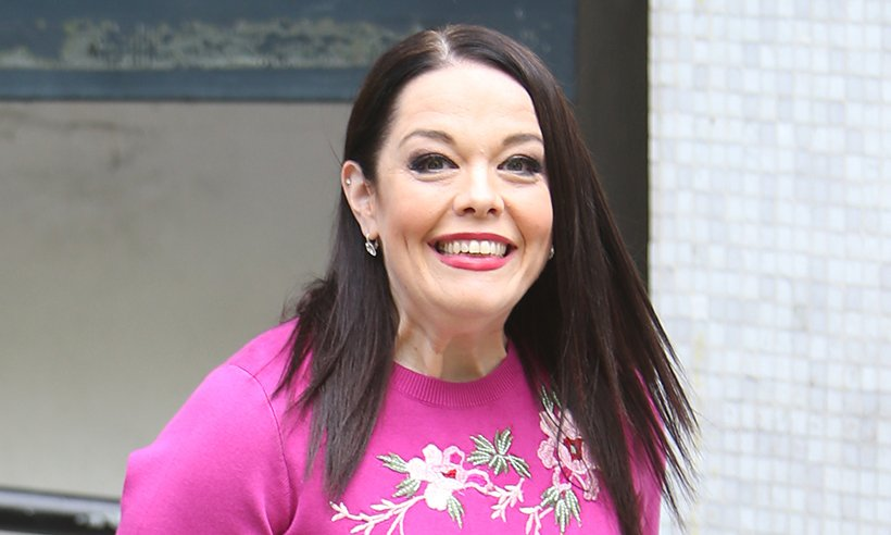 Lisa Riley reveals the very simple secret to her 12-stone weight loss... https://t.co/fVbhSMyild