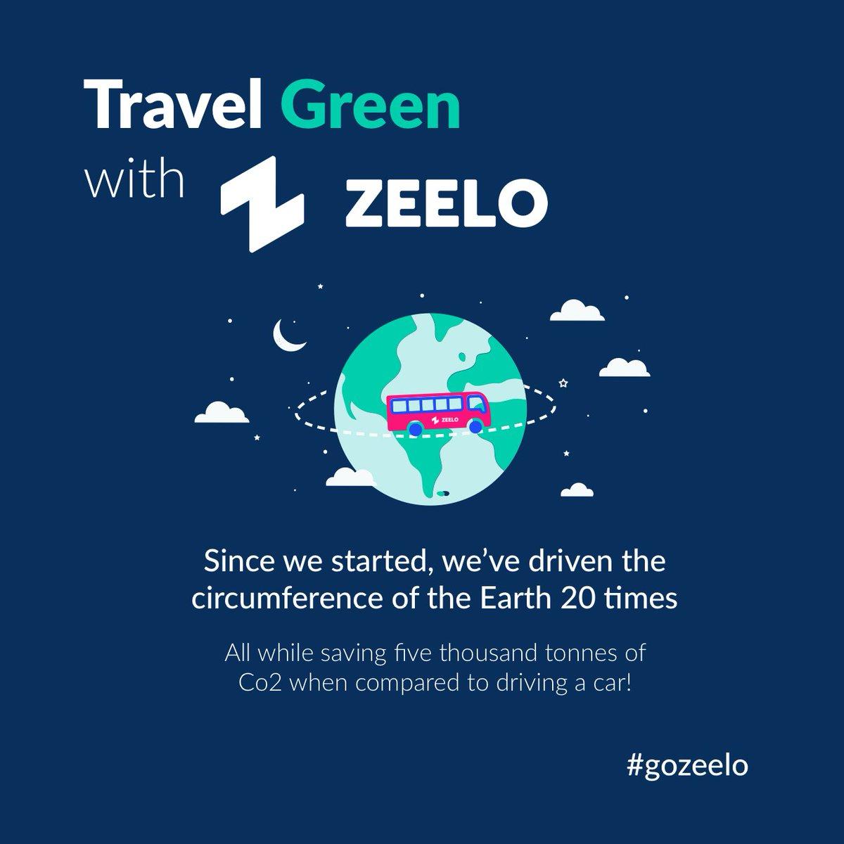 Around the world with Zeelo!