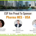 Image for the Tweet beginning: ESP are proud to sponsor