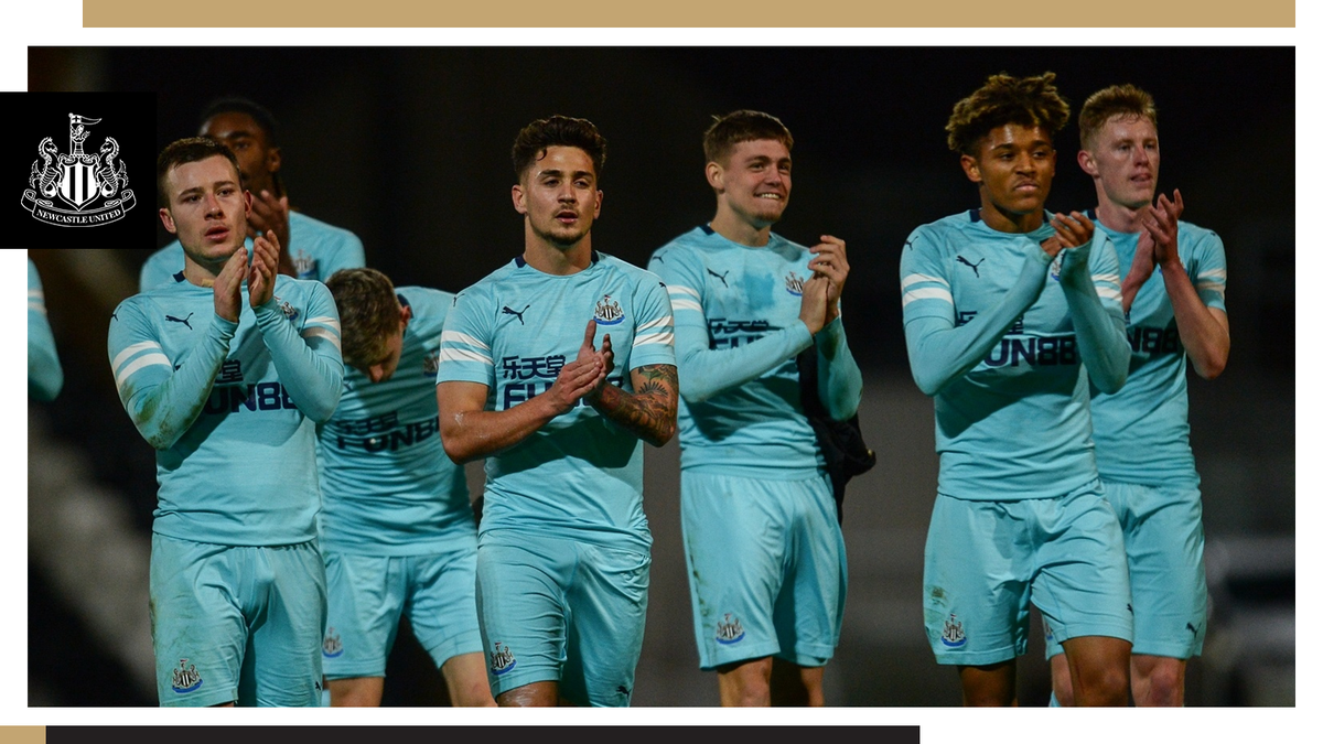 Good morning! Newcastle Uniteds second string secured their place in the @CheckatradeTrpy knockout stage last night - check out our gallery from their 3-2 win at @officialgtfc... 👉🏽 nufc.co.uk/news/galleries… #NUFC
