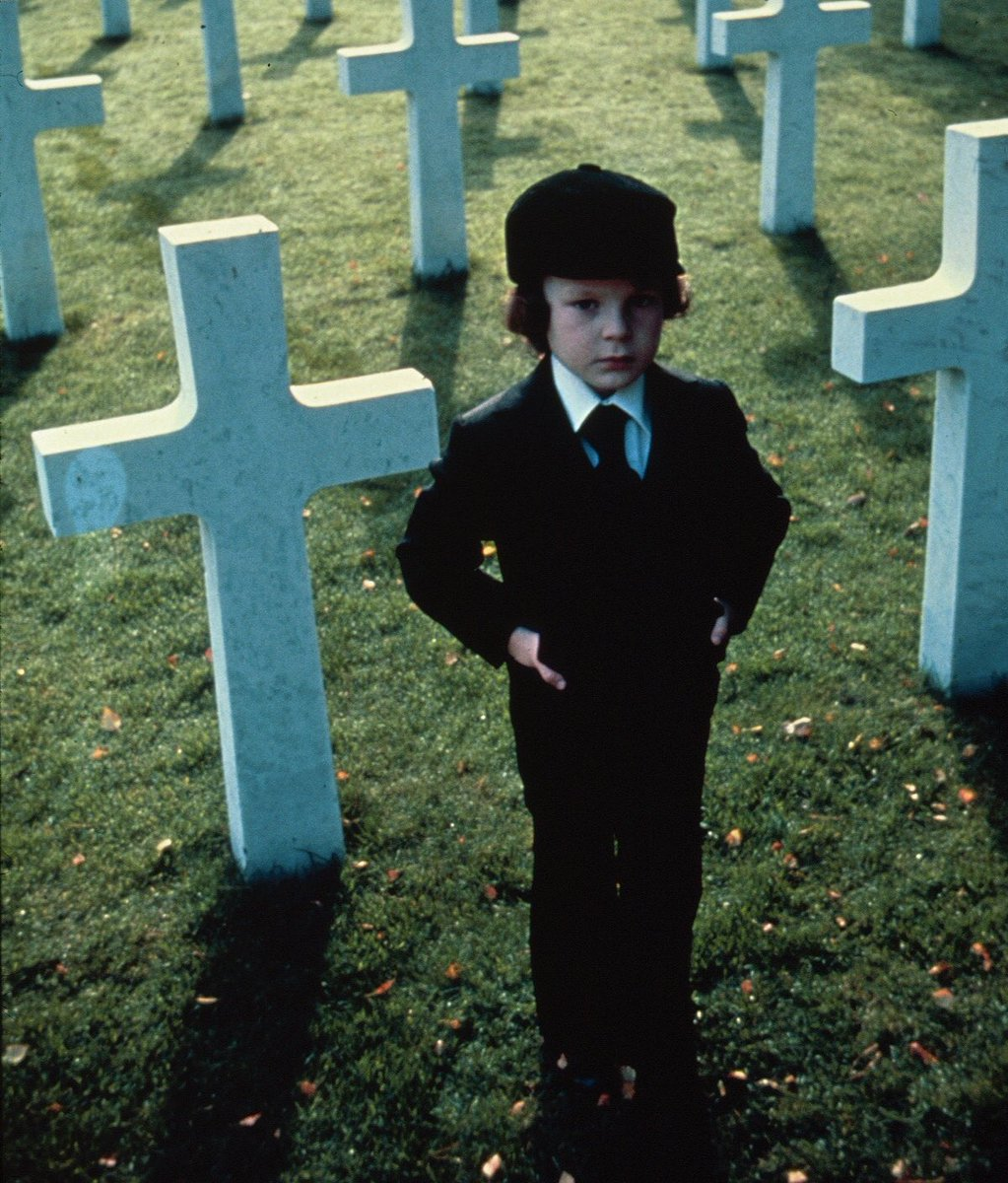 Wanna feel old? This is what the kid from The Omen looks like now
