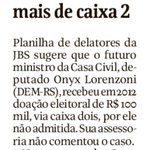 Casa Civil Twitter Photo