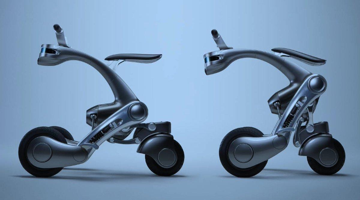 【未来感】ロボットから乗り物へと変形するモビリティ https://t.co/Aixaskj7Ul   大のディズニーファンだという開発者の古田さん。「あの楽しさに勝るロボットを作らないとダメだ」と思いを語っています。 https://t.co/xKxAmYILpx