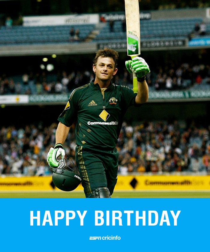 #OnThisDay Happy birthday @gilly381!   Is he a sure pick in your all-time Test and ODI XIs? https://t.co/biz2Ja3Pvm