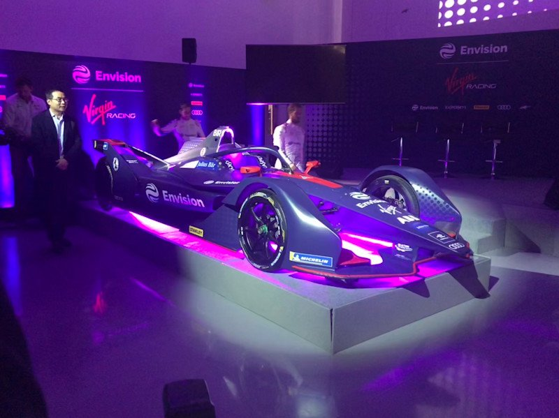 How will @VirginRacing_FE's new car pave the way for electric vehicles? https://t.co/9zv1EHvqM7