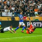 Cruzeiro x Corinthians Twitter Photo