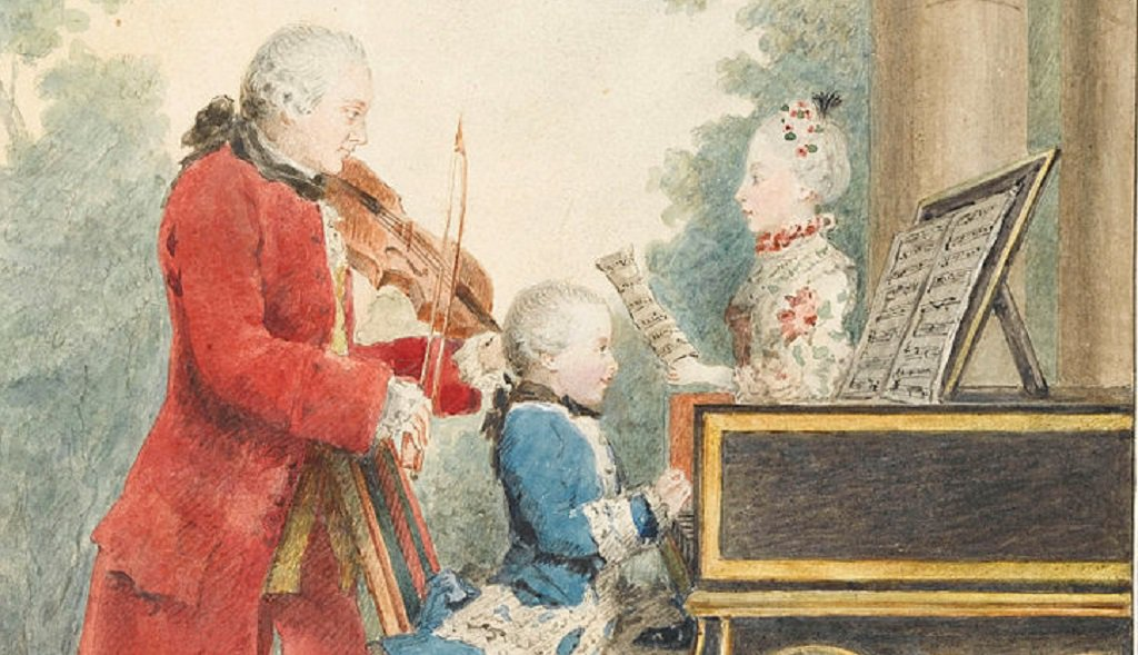 все о моцарте картинки когда он родился таком