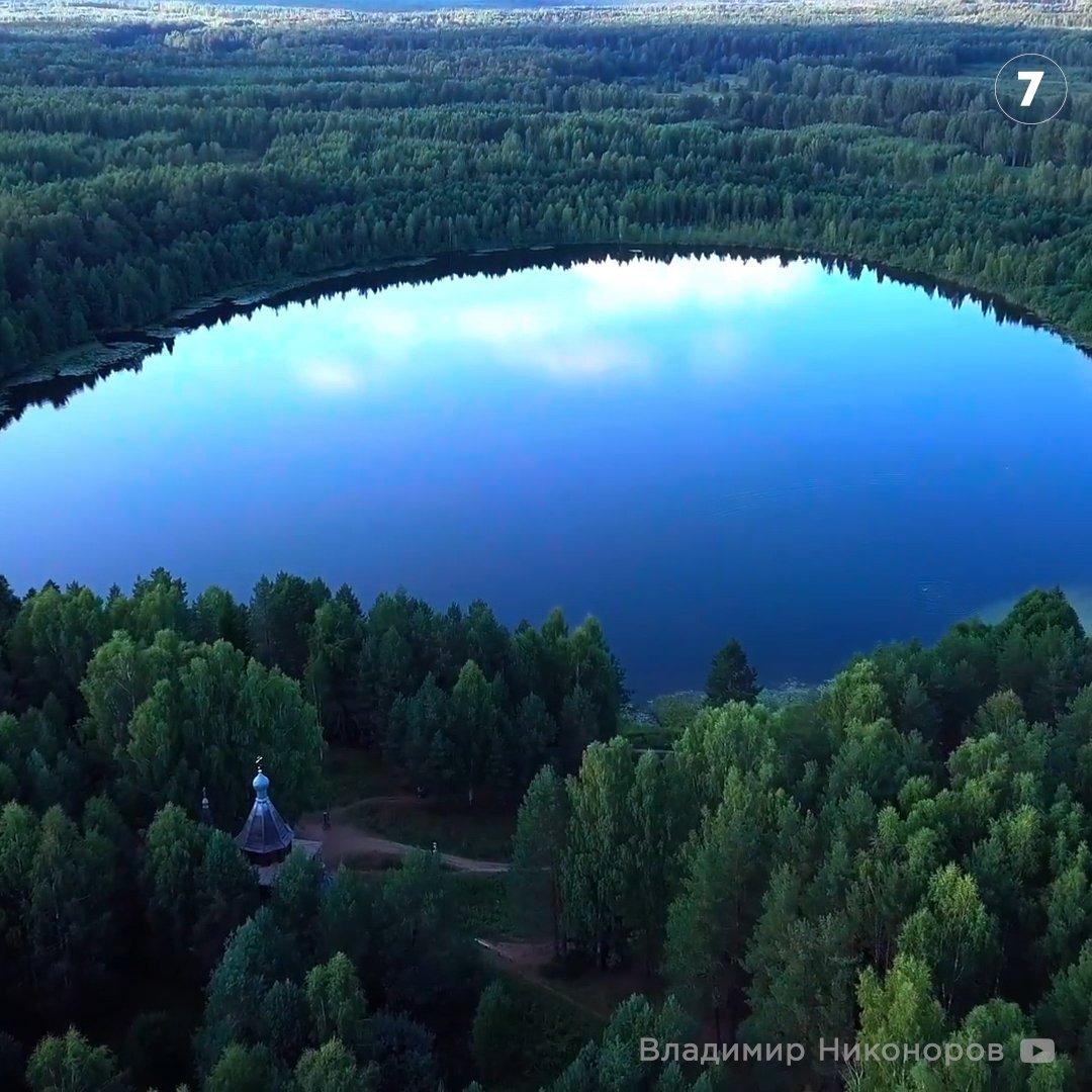 Таинственное озеро Светлояр ― какую тайну скрывает прозрачная вода?