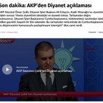 AKP Sözcüsü Çelik Twitter Photo
