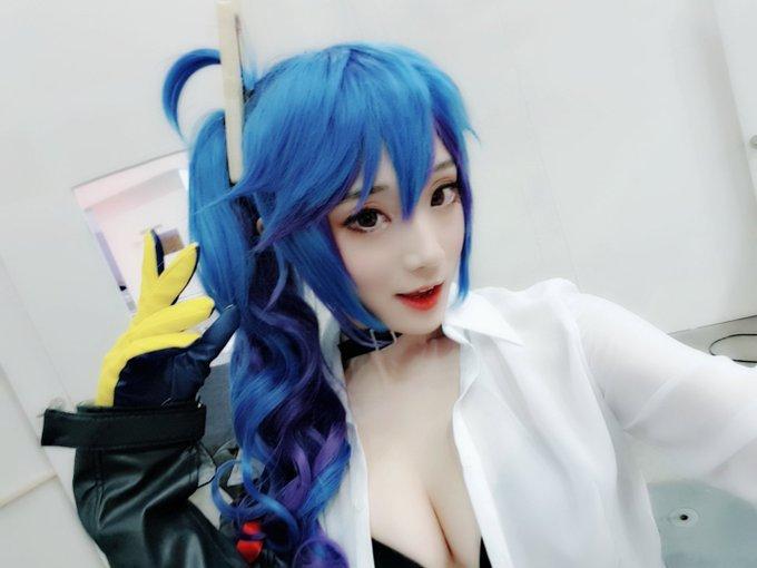 コスプレイヤー아자_MiyukoのTwitter画像37