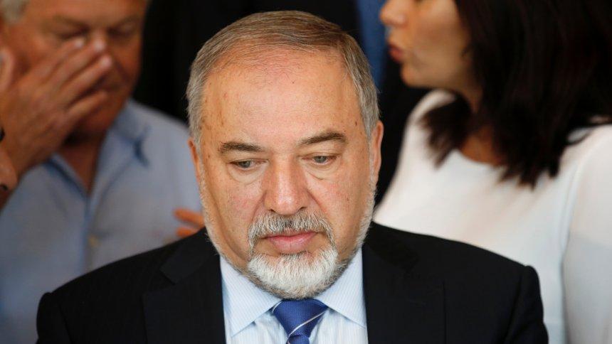 Streit über Gaza-Konflikt: Avigdor Lieberman tritt als israelischer Verteidigungsminister zurück https://t.co/urmbdP4su3