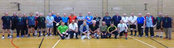 50+ Leisure Festival Season Concluded for 2018  The highly popular 50+ Leisure Festival Season concluded for 2018 with the very successful walking football festival event held at Chesham Leisure Centre Keep an eye out for next years festivals!  #WalkingFootball <br>http://pic.twitter.com/AcYxfRZJ60