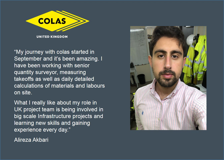 Colas Ltd on Twitter: