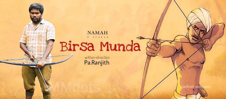 """Murugan Manthiram on Twitter: """"Pa. Ranjith's debut Hindi film is ..."""
