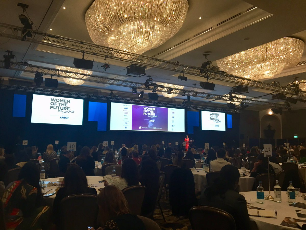 "Looking forward to facilitating discussions with the fabulous Women of the Future Summit on 'What does this all mean for me?"" following inspiring speakers this morning where #trust #collaboration and #kindness are key attributes #WOF2018 @womenoffuture @ashalexcooper @TaraSwart<br>http://pic.twitter.com/arFm0V6nSU"