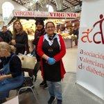 Image for the Tweet beginning: #DiaMundialDeLaDiabetes Gracias al Mercado Central