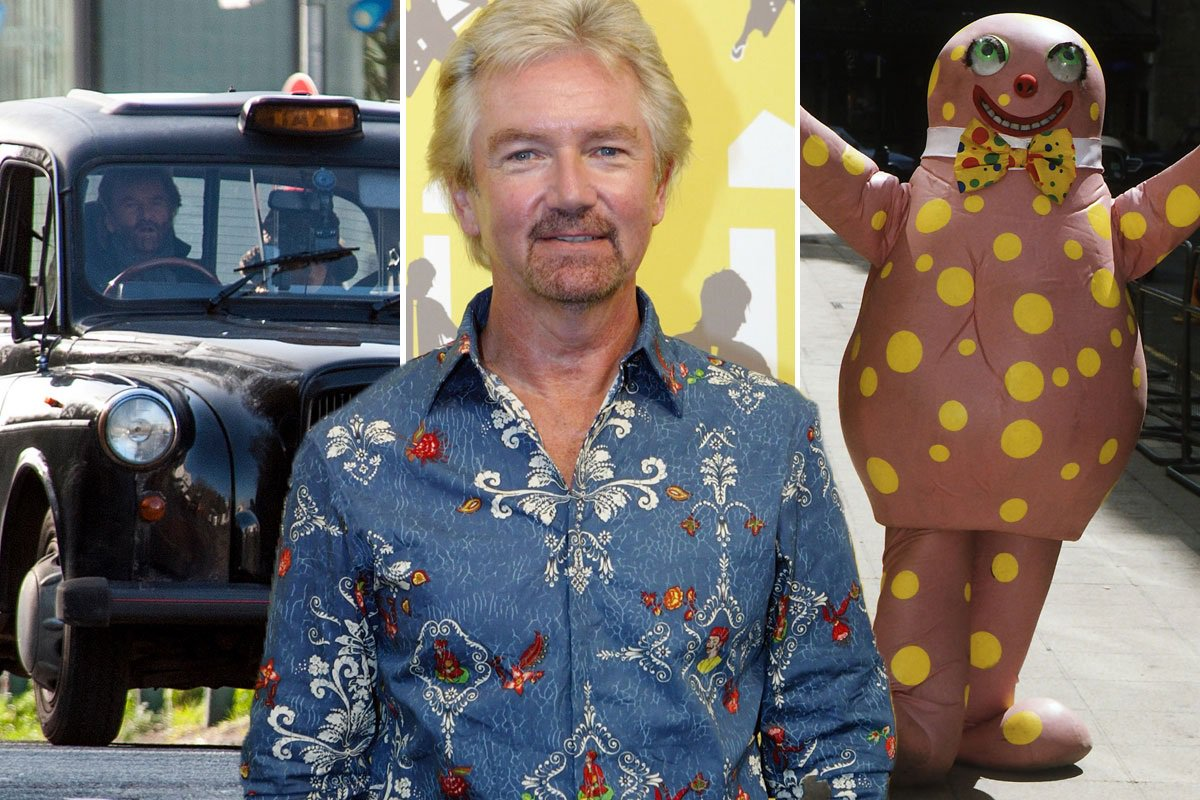 Noel Edmonds' most strange and baffling moments - from Mr Blobby to 'killing' Clive Anderson, ahead of his #ImACelebrity debut https://t.co/Imr1hX9SH3