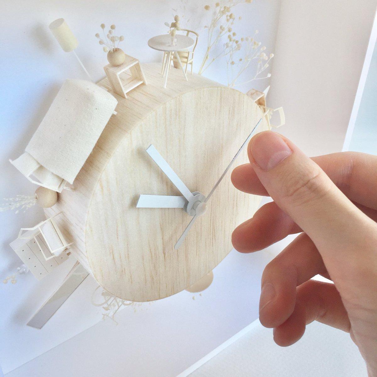 #私を布教して〈建築模型をショーアップ〉を目標に空間構成とか模型製作をしていますʕʘ‿ʘʔ    ジオラマやドールハウスとどう違うかって話をもっと上手にできたらいいなと日々思っています