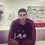 Marouane Fellaini Twitter Photo