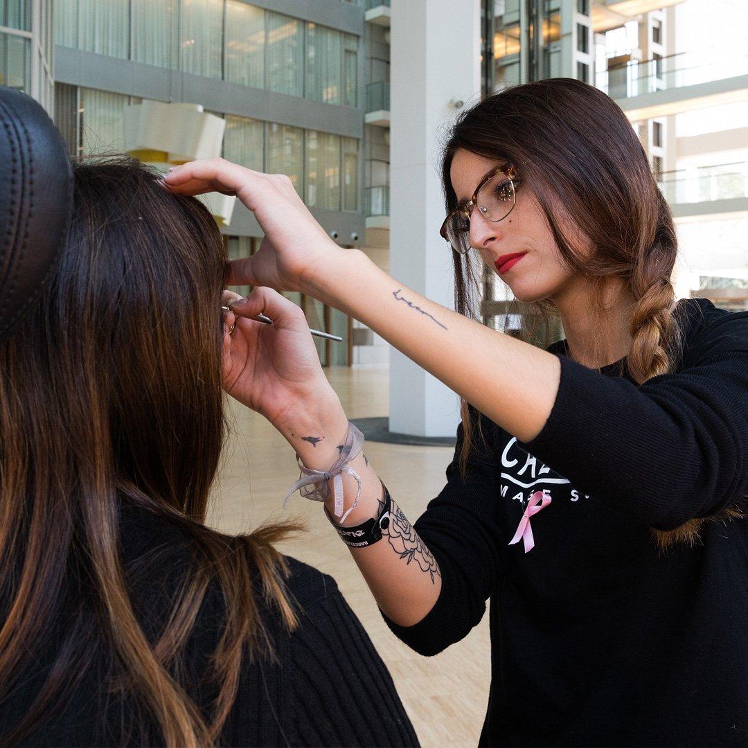 Conviértete en un As del maquillaje con #CazcarraSchool ¿A qué estás esperando? | Fotografía: Maquillaje solidario en #AltaDiagonal para @GrupAgata | 93 323 51 48  | infocursos@cazcarra.com | http://ow.ly/Q6Tj30mqFvvpic.twitter.com/cNfys58V2y