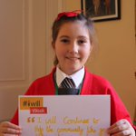 Image for the Tweet beginning: More #iwillweek pledges from our