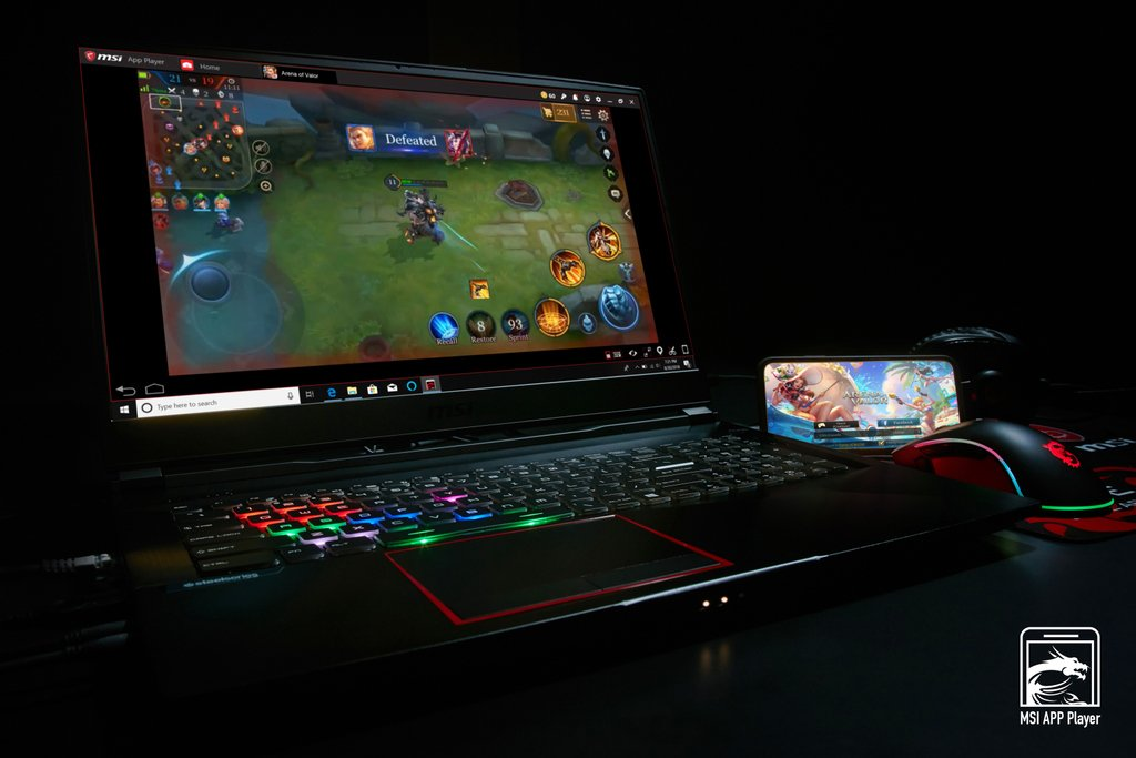 "MSI Gaming ar Twitter: """"MSI is a standard bearer for software that"