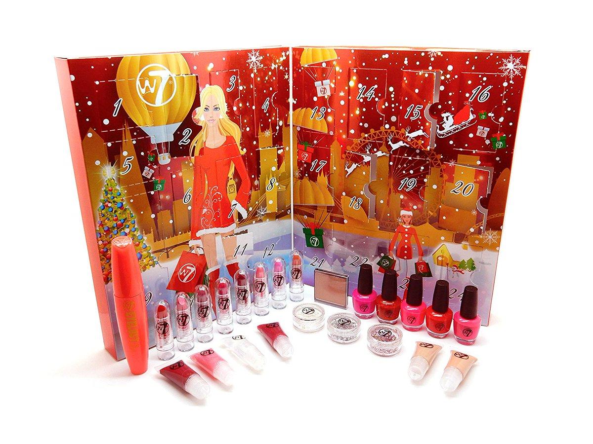 Calendrier de l'Avent maquillage : Pour un Noël en beauté
