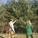 Image for the Tweet beginning: Garden Manager @GardeningGent & Deputy