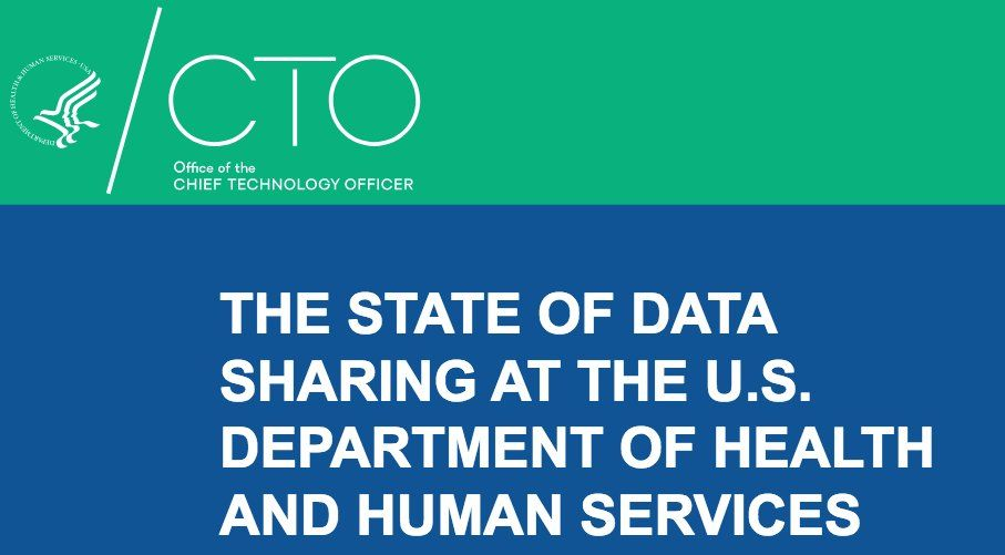 What challenges does @HHSGov face to make the organization fundamentally #DataDriven? This report highlights the challenges – technical, legal, and cultural – that prevent #data from being shared and used across the organization: https://t.co/j5ipOHV1Lm