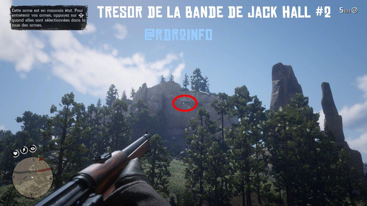 Red Dead Redemption 2 Info Twitterissä La Carte Vous