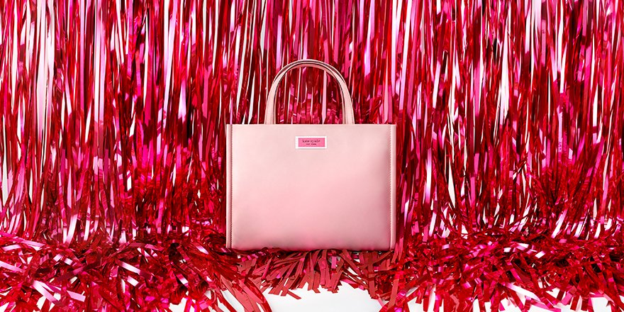 048b35551e all pink bling (like our sam nylon medium satchel). shop gifts  200 ...