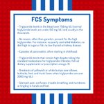 Image for the Tweet beginning: Although FCS is a #genetic