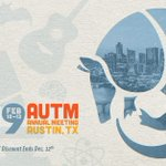 Image for the Tweet beginning: #AUTM's 2019 Annual Meeting is