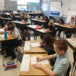 Image for the Tweet beginning: Room 204 Mathematicians doing the