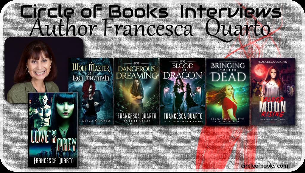 * #interview #asmsg #iartg #author #books Interview-Francesca Quarto @FrancescasMagic https://t.co/RB1FYdcl59 https://t.co/lUL4M3SWp2