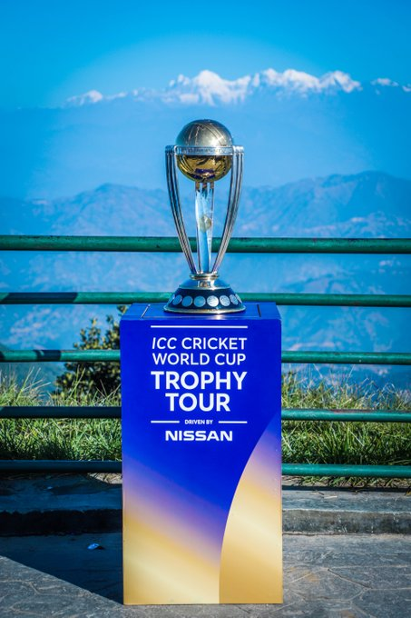 rt cricketworldcup nepal what a host you were cwctrophytour driven by nissan https t co jzgylmidvd